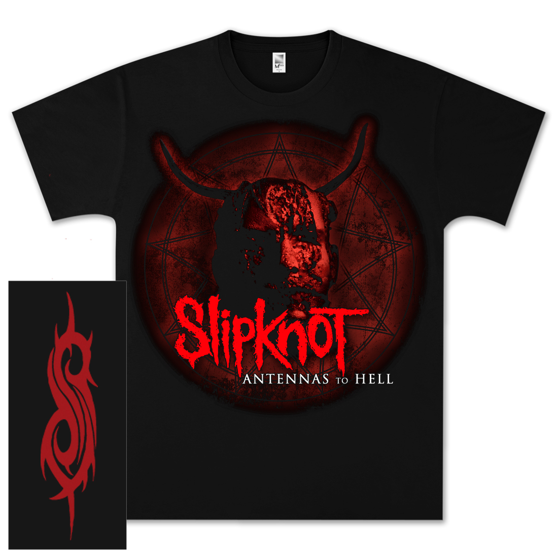 Slipknot Antennas to Hell T-Shirt