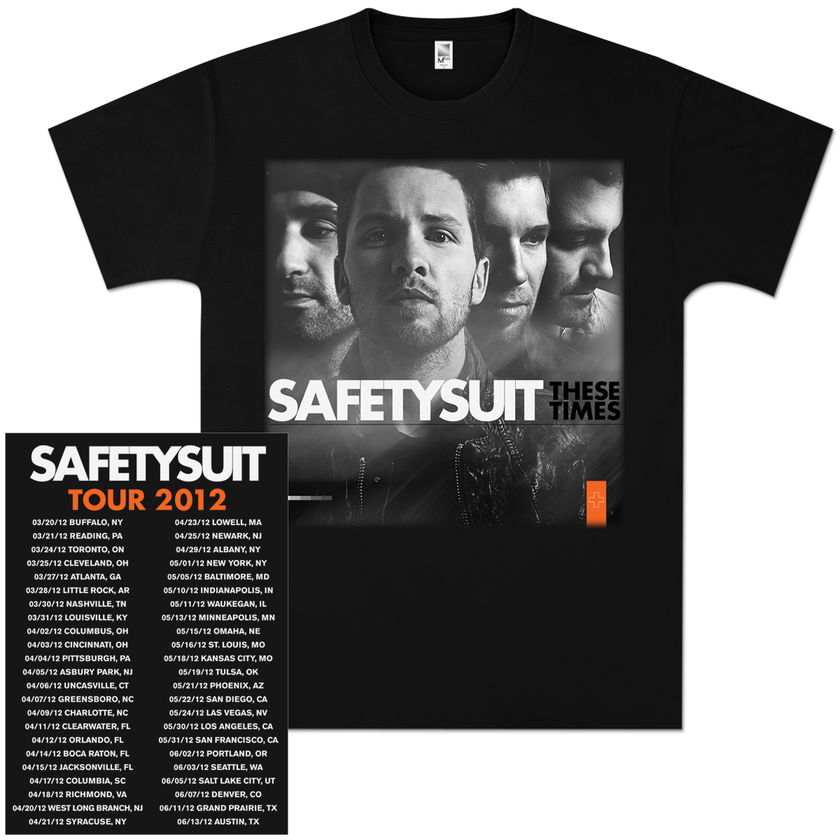 SafetySuit These Times T-Shirt