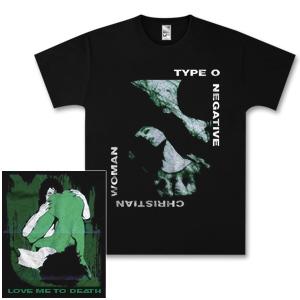 Type O Negative Christian Woman T-Shirt