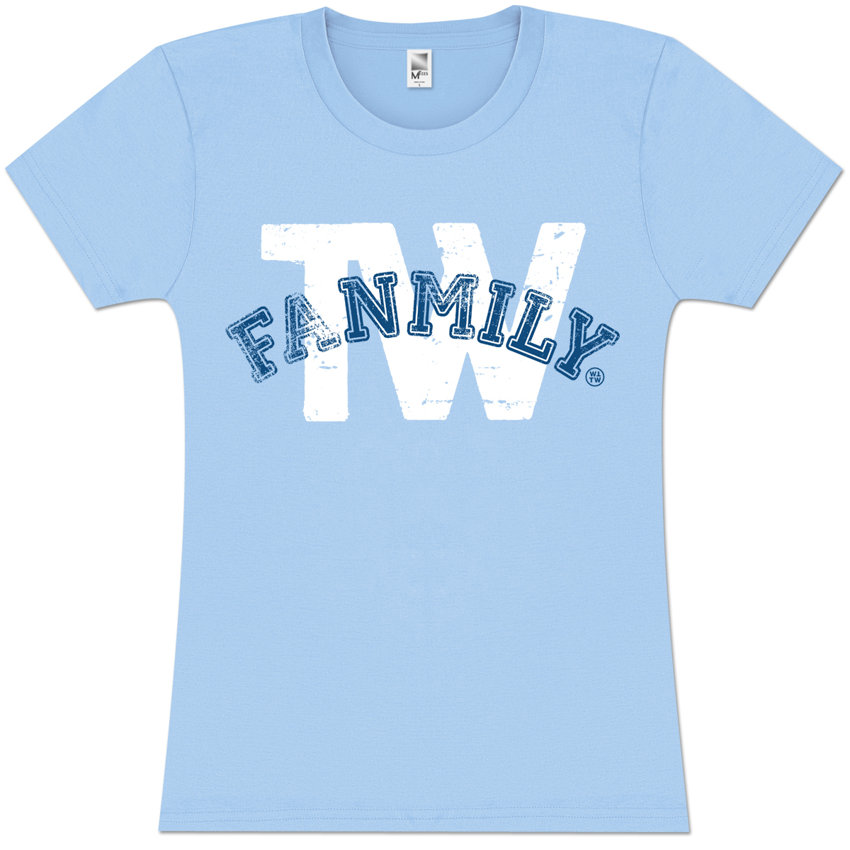 The Wanted Fanmily Babydoll T-Shirt