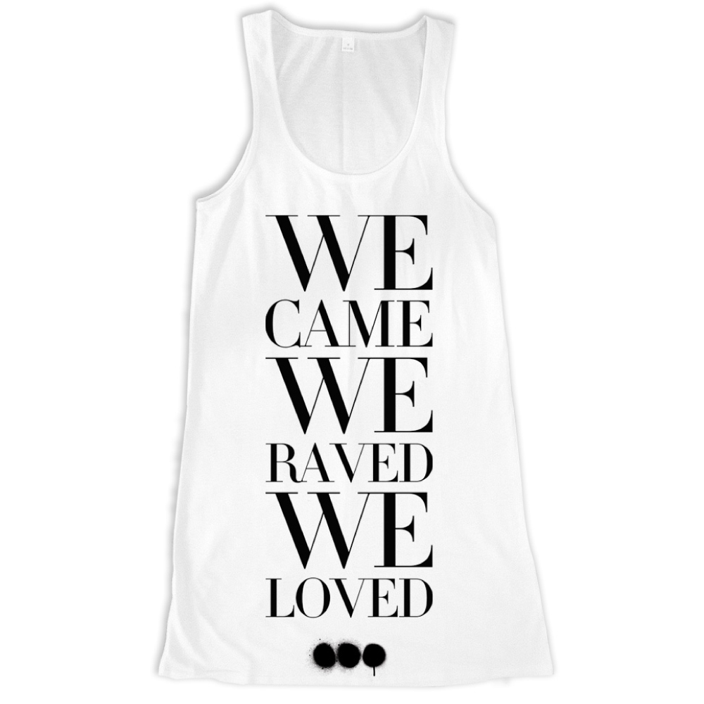 Swedish House Mafia We Came Girlie Tank