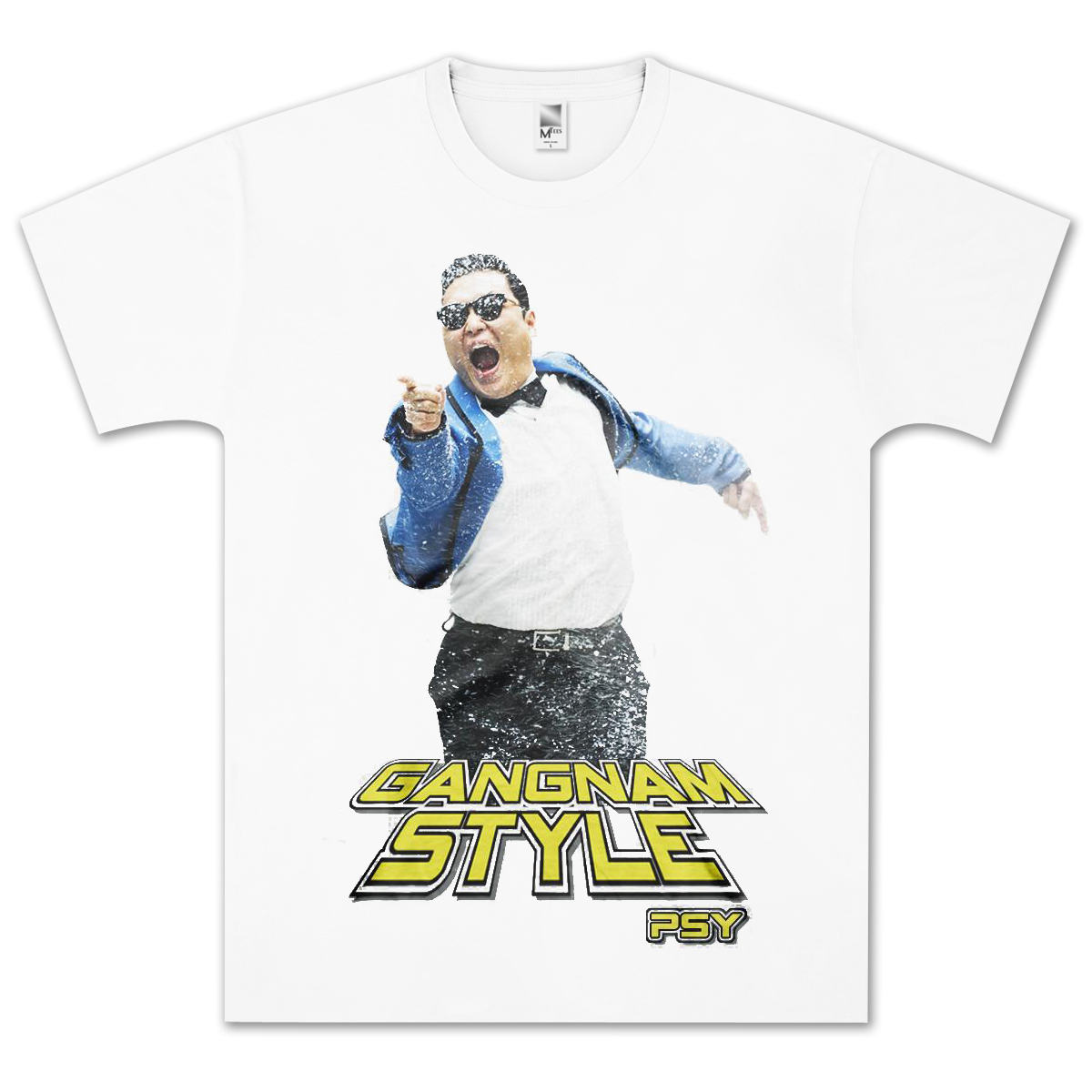 PSY Snow Point T-Shirt