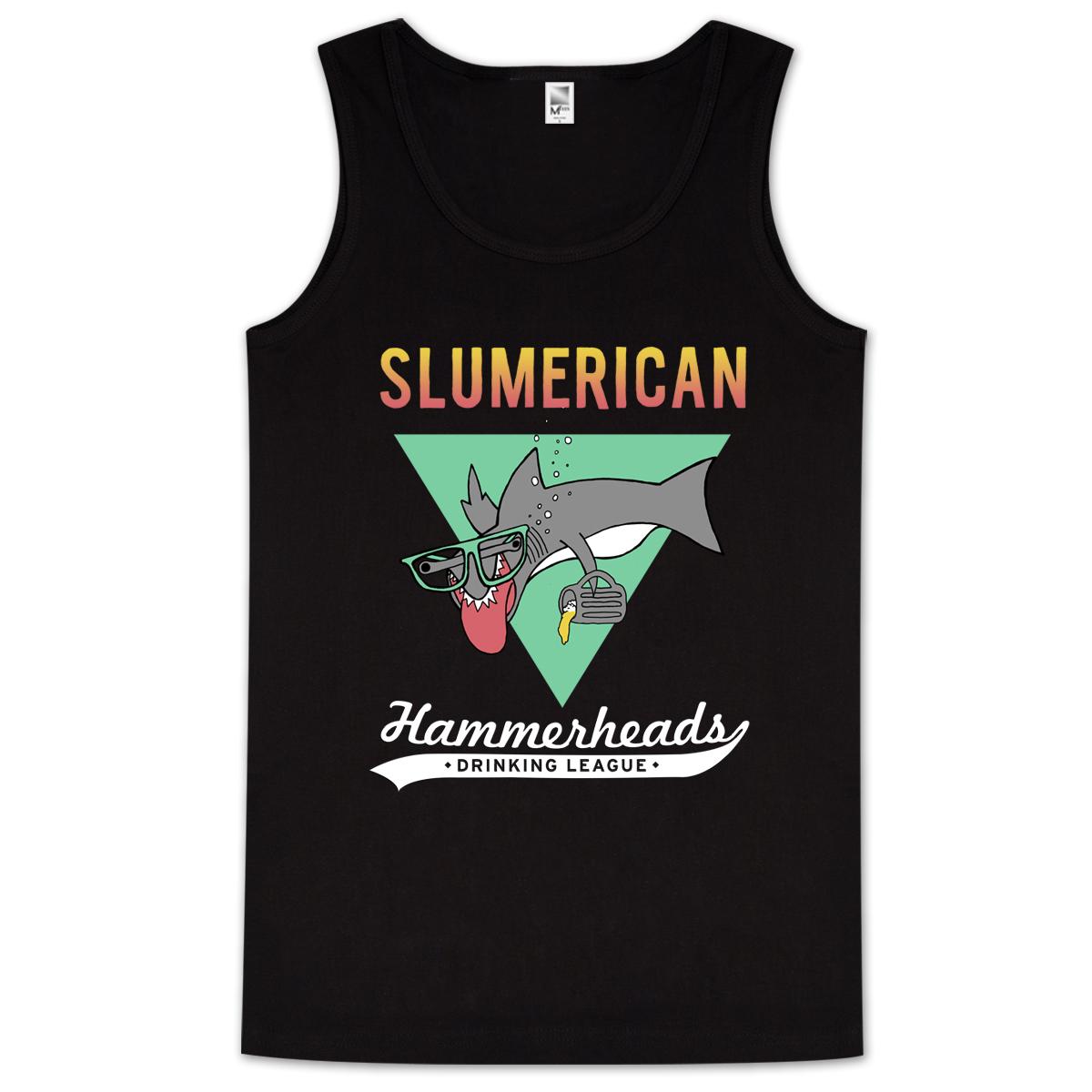 Yelawolf Hammerhead Drinking League Tank