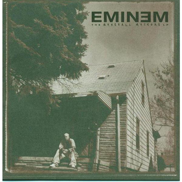 Eminem - The Marshall Mathers LP (Explicit Version) - MP3 Download