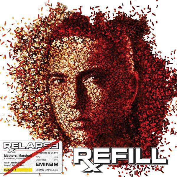 Eminem - Relapse: Refill (Edited Version) - MP3 Download