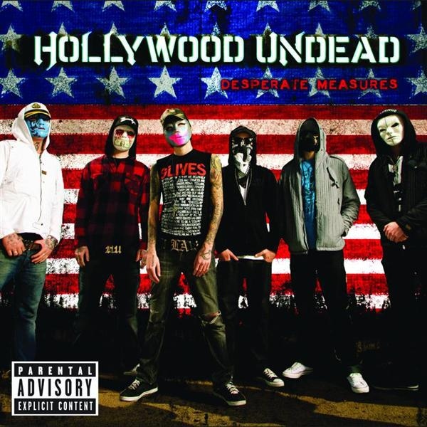 Hollywood Undead - Desperate Measures (Explicit Version) - MP3 Download