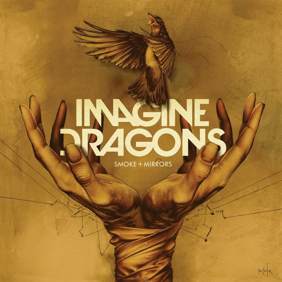 Smoke + Mirrors Digital Album (Deluxe Re-Issue)