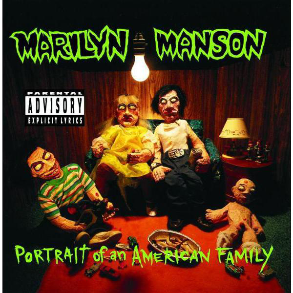 Marilyn Manson - Portrait Of An American Family (Explicit Version) - MP3 Download