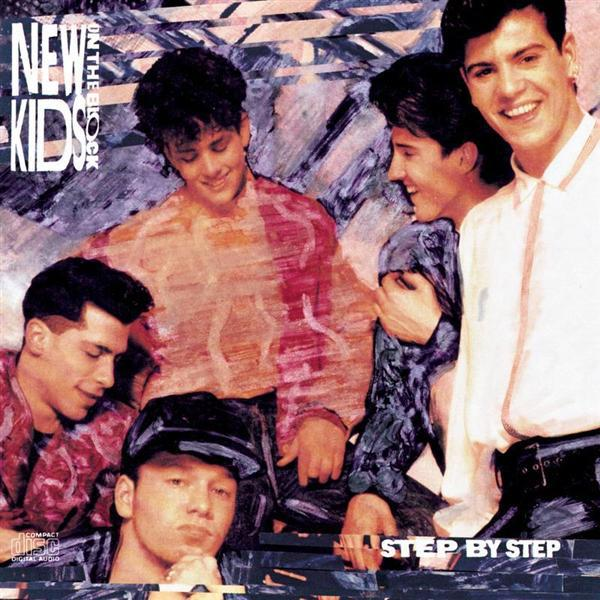 New Kids on the Block - Step By Step - MP3 Download