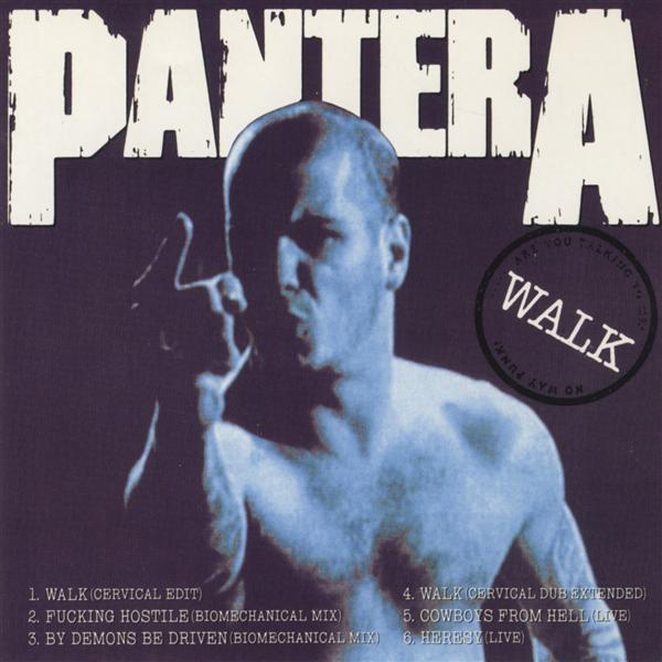 Pantera - Walk EP - MP3 Download