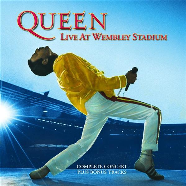 Queen - Live At Wembley Stadium - MP3 Download