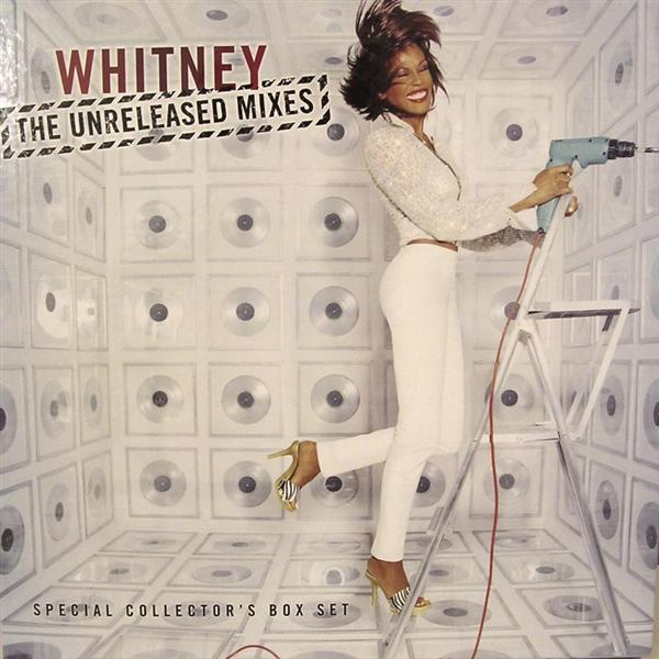 Whitney Houston - The Unreleased Mixes - MP3 Download