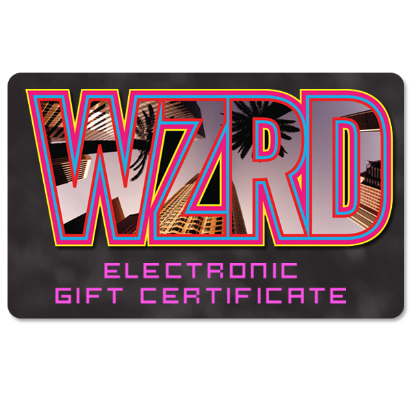WZRD Electronic Gift Certificate
