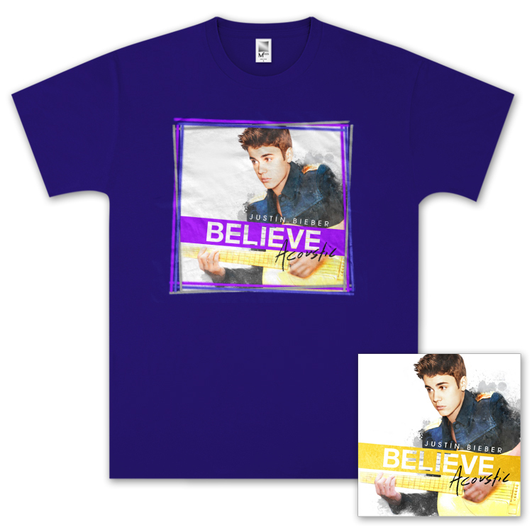 Justin Bieber Believe Acoustic Bundle
