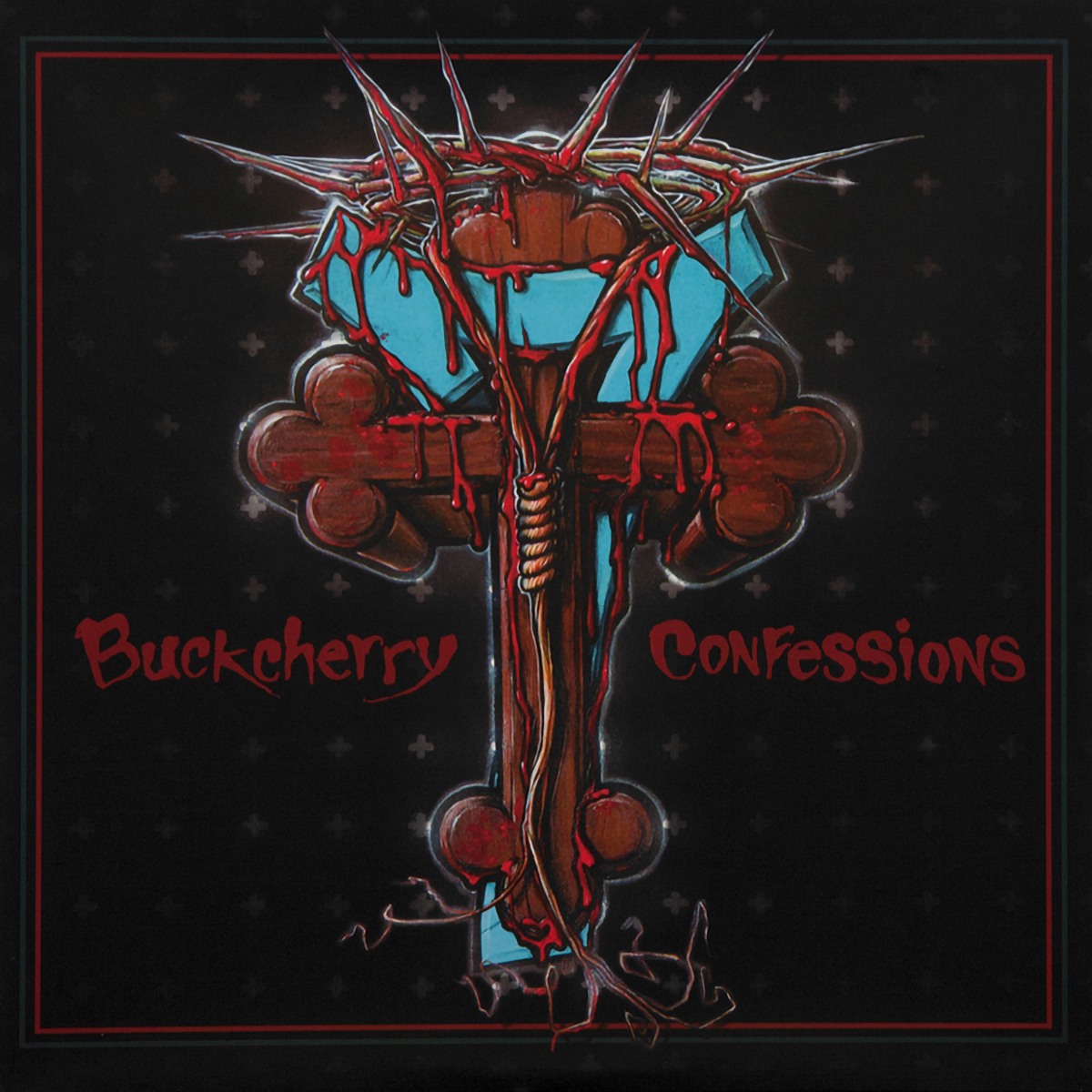 Buckcherry - Confessions 2 LP