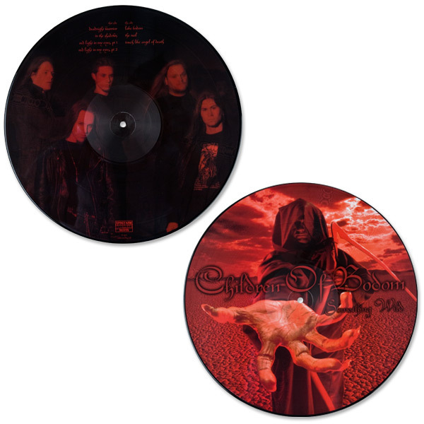 Children Of Bodom Something Wild – LP