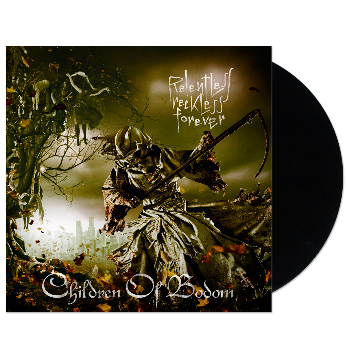 Relentless Reckless Forever Vinyl