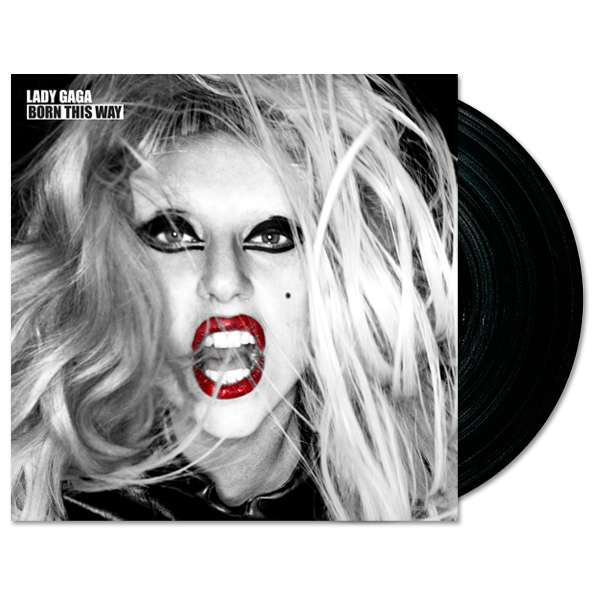 Lady Gaga - Born This Way Vinyl LP