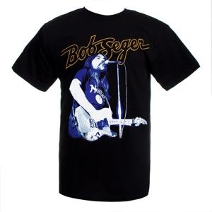 Bob Seger LIve Concert Photo Tee