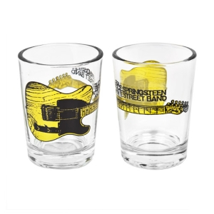Esquire Guitar Shot Glass