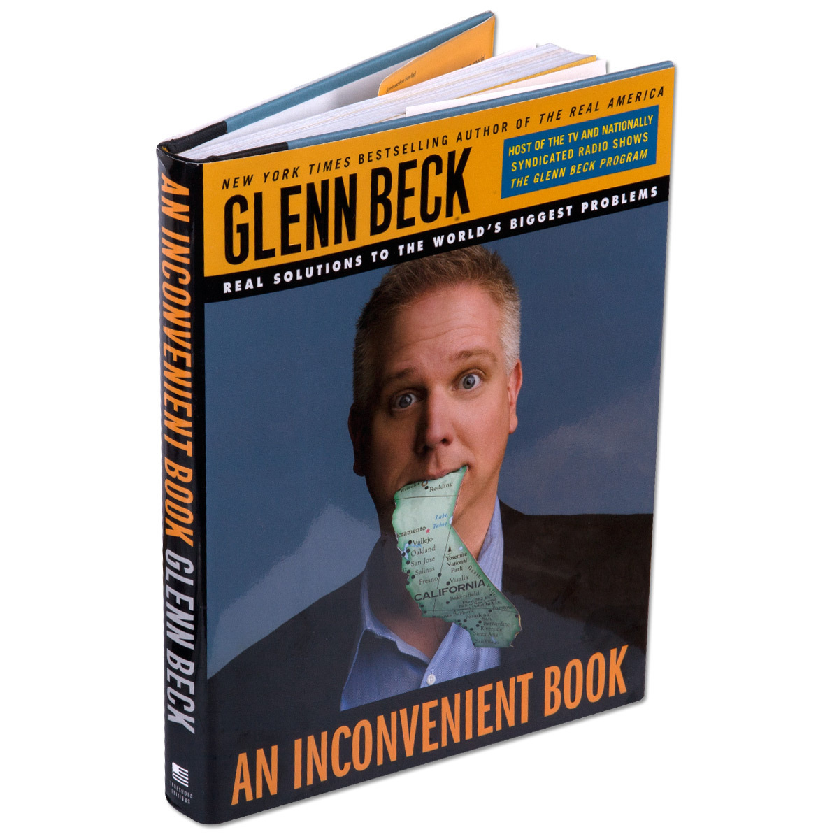 An Inconvenient Book Hardcover