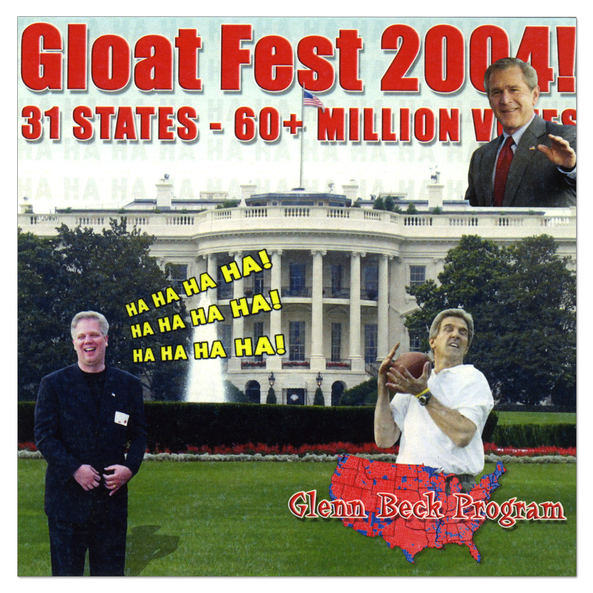 Glenn Beck Gloat Fest 2004