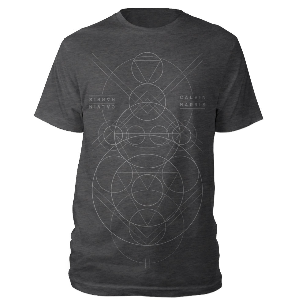 Calvin Harris Circles Shirt