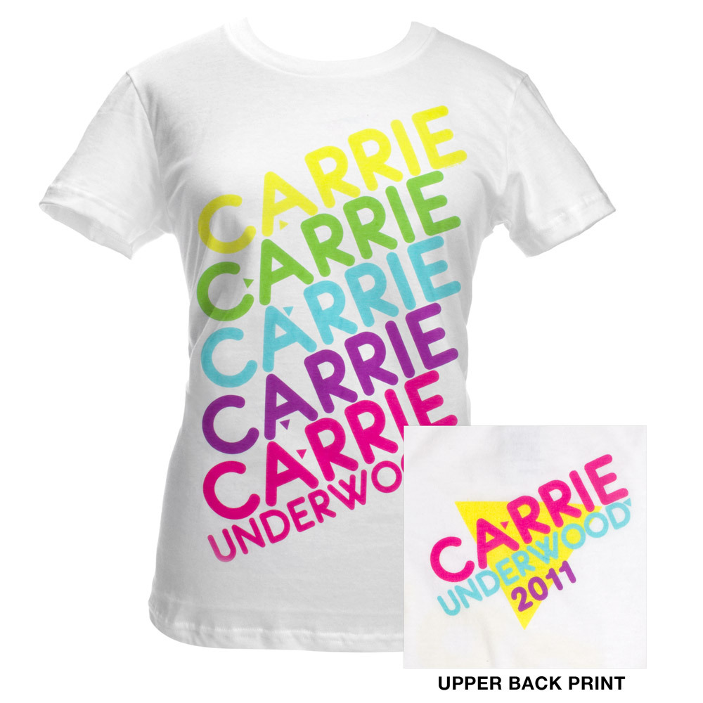 2011 Carrie Underwood Logo Babydoll