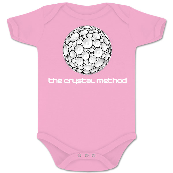 Divided By Night Baby Girl's Onesie