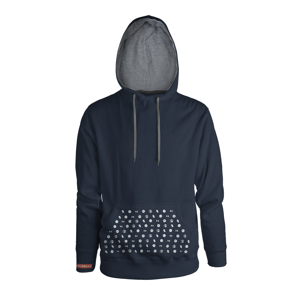 Album Symbols Hooded Sweatshirt
