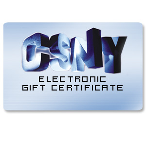 CSNY Electronic Gift Certificate