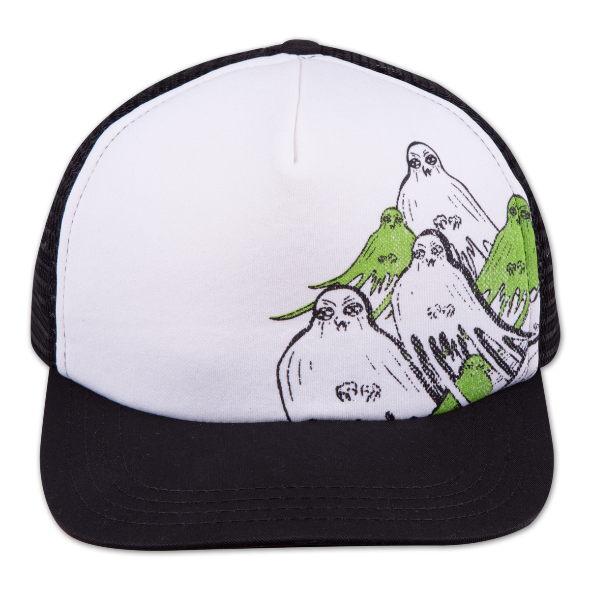 Drive-By Truckers Ghost Trucker Hat