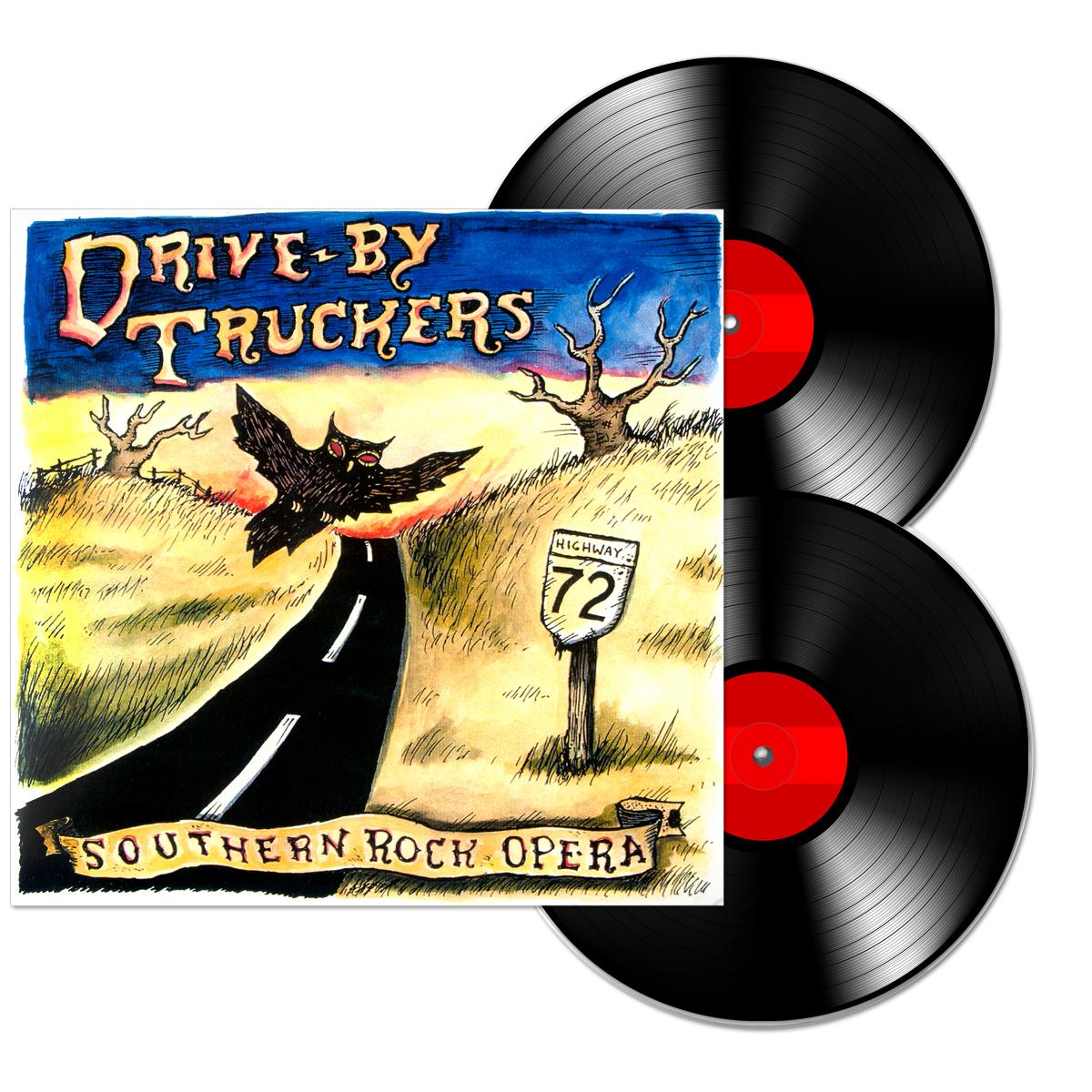 DBT - Southern Rock Opera - Double Vinyl
