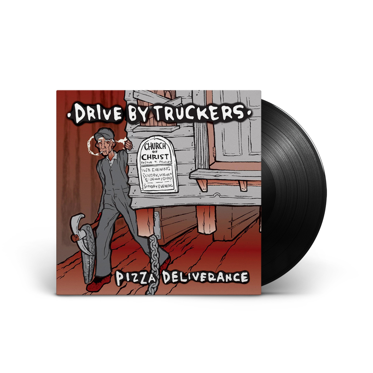 DBT - Pizza Deliverance Vinyl LP