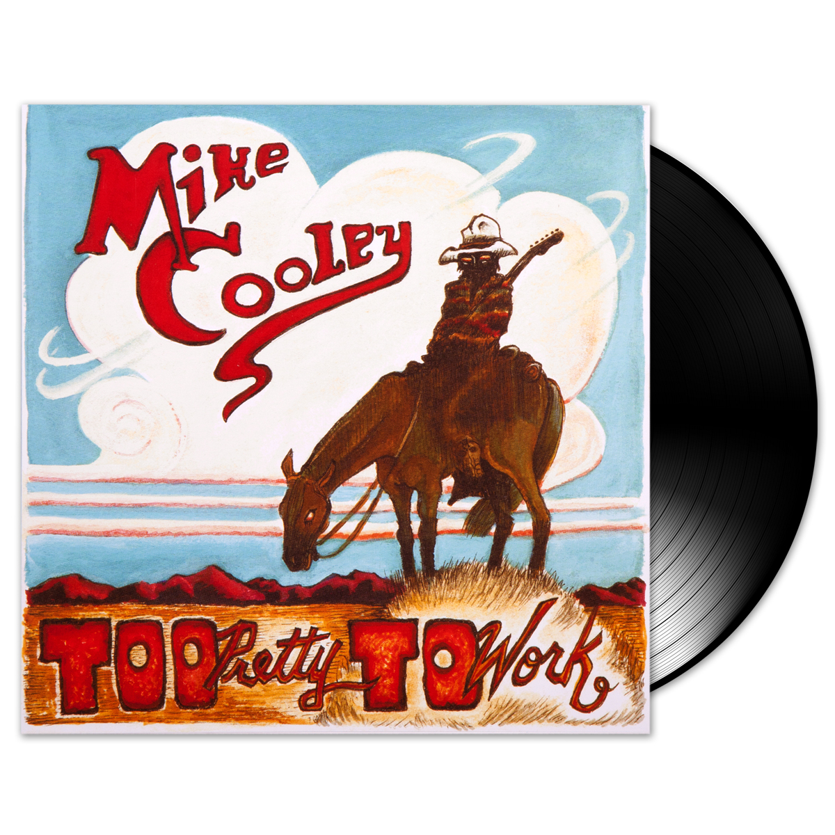 "Mike Cooley - Too Pretty To Work RSD 7"" Vinyl"