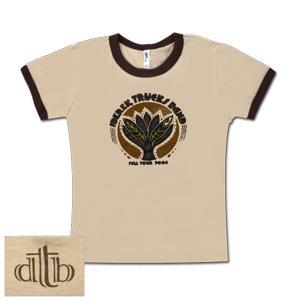 DTB Fall Tour Ringer Women's T-Shirt