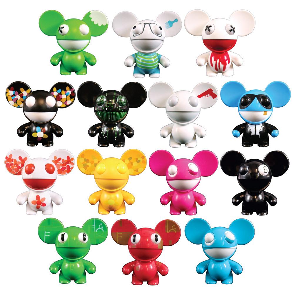 deadmau5 Series 2 Mini Collectibles