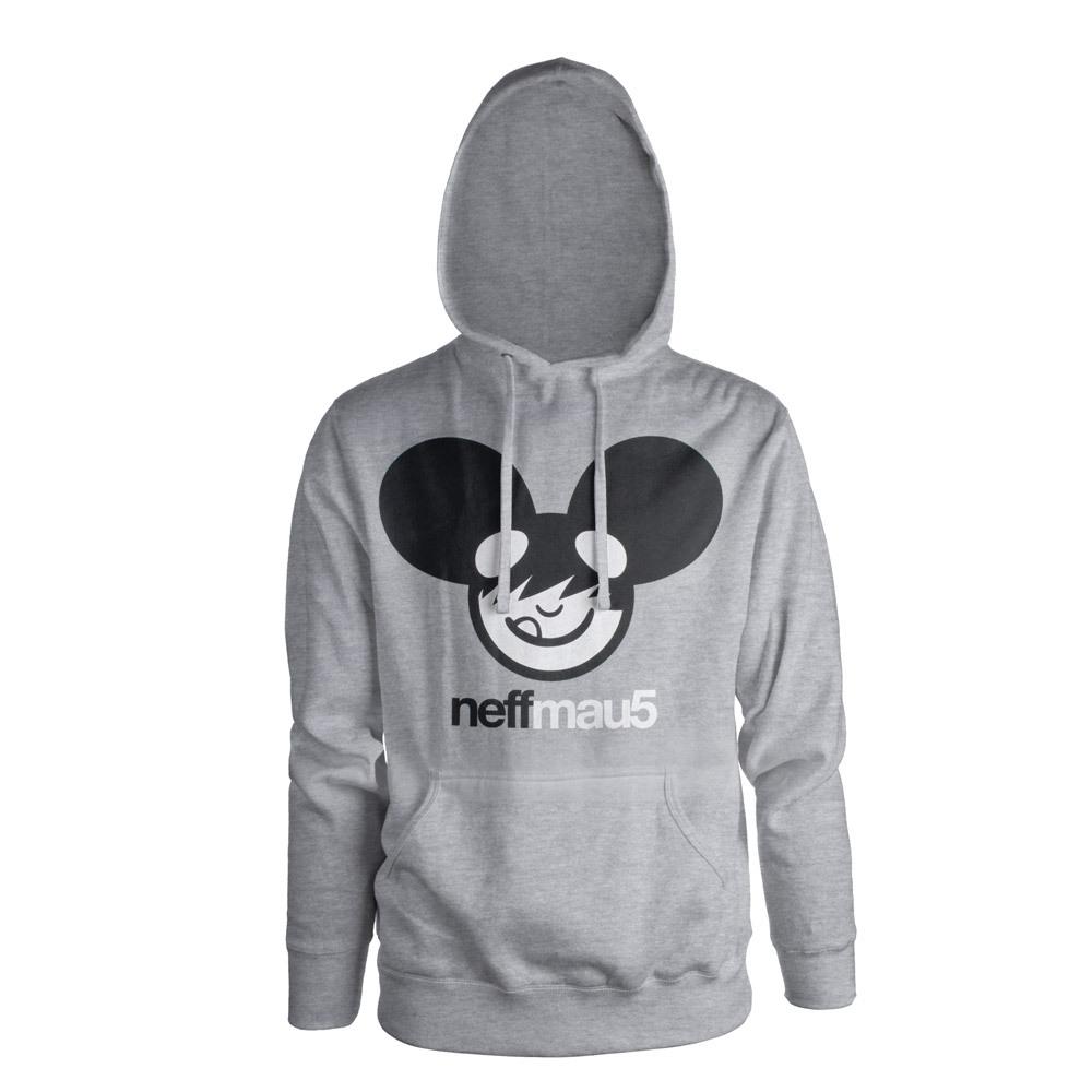 deadmau5 neffmau5 Logo Pullover Hoodie