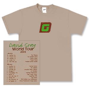 2003 Tour T-Shirt