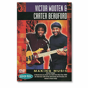 Making Music DVD