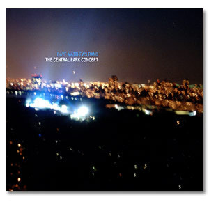 DMB The Central Park Concert DVD