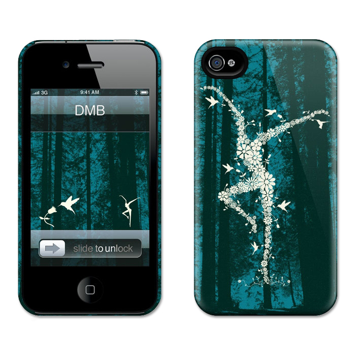 DMB Firedancer iPhone 4/4S Hardcase