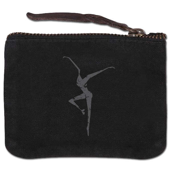 Firedancer Zip Top Wallet
