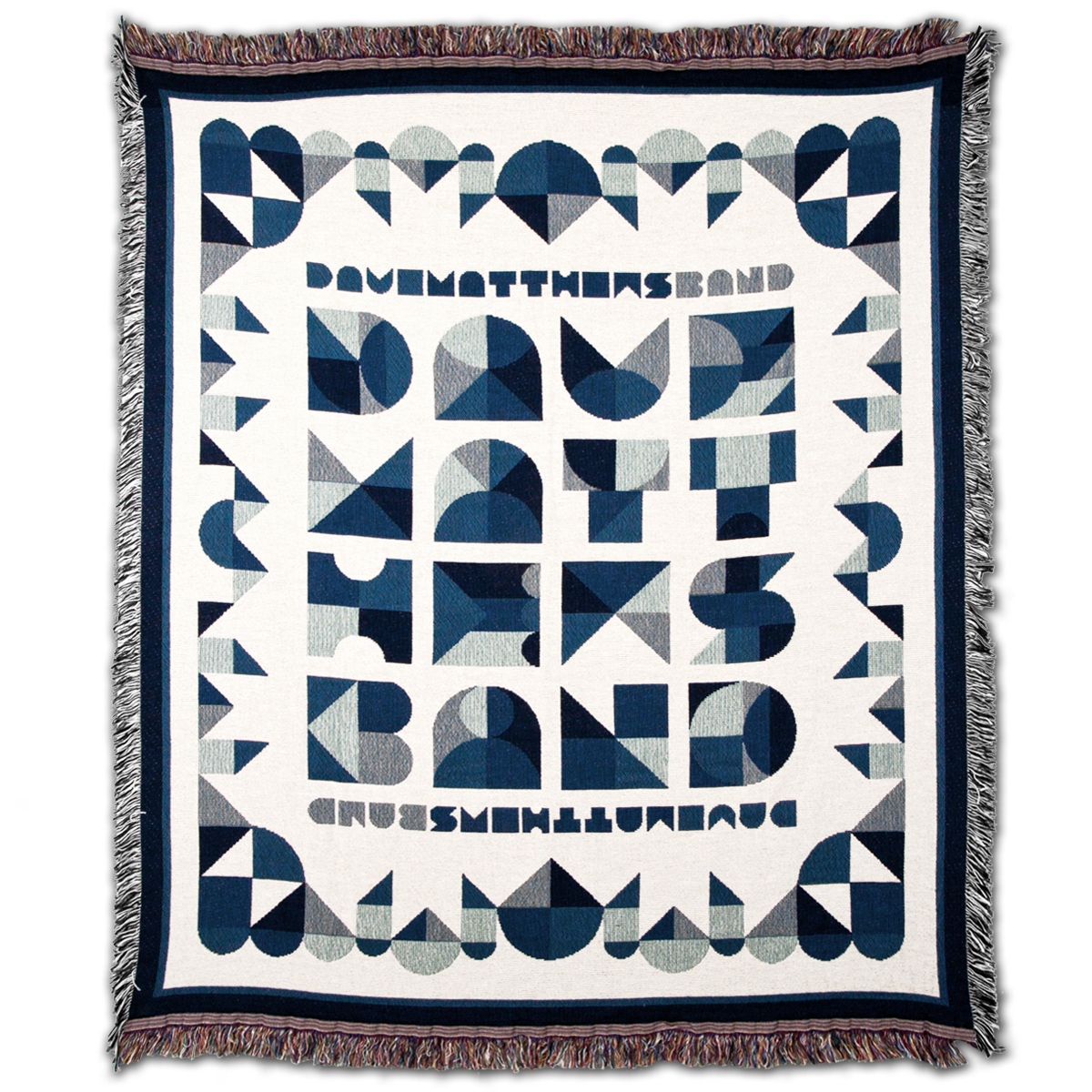 DMB 2013 Summer Throw Blanket
