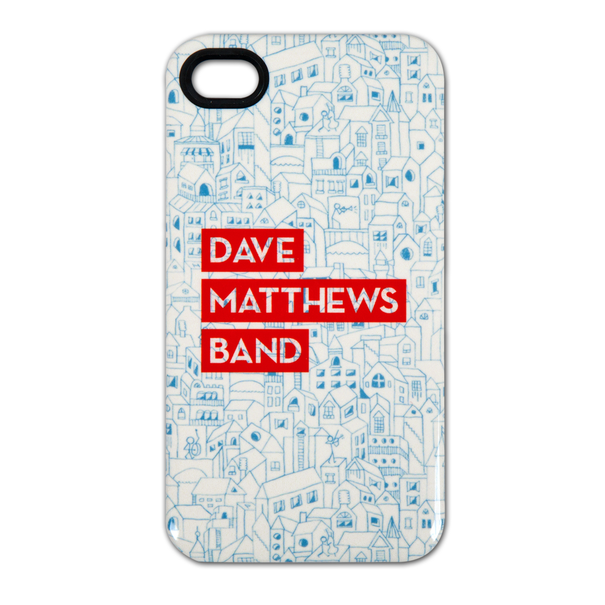 DMB City iPhone 4/4S Hardcase