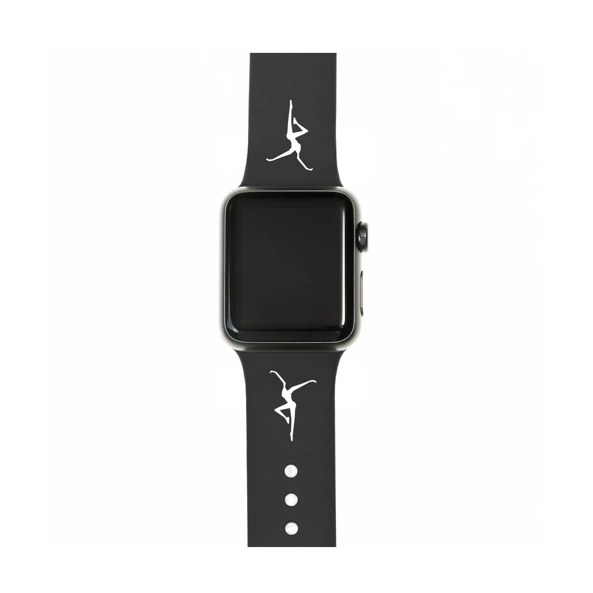 Firedancer Apple Watch Wristbands - Black