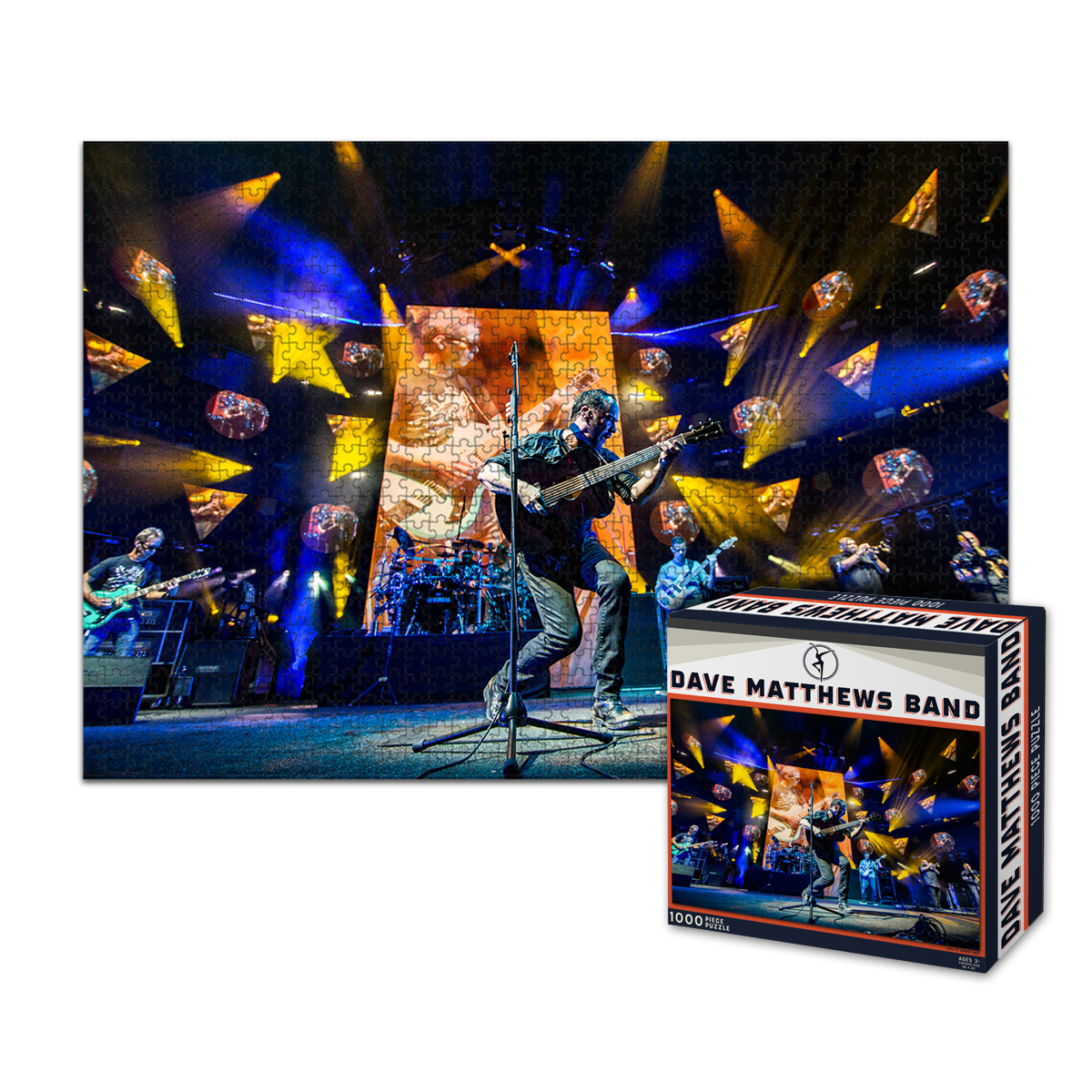 On Stage Jigsaw Puzzle
