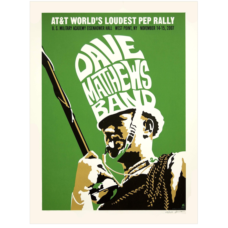 DMB Pep Rally Poster