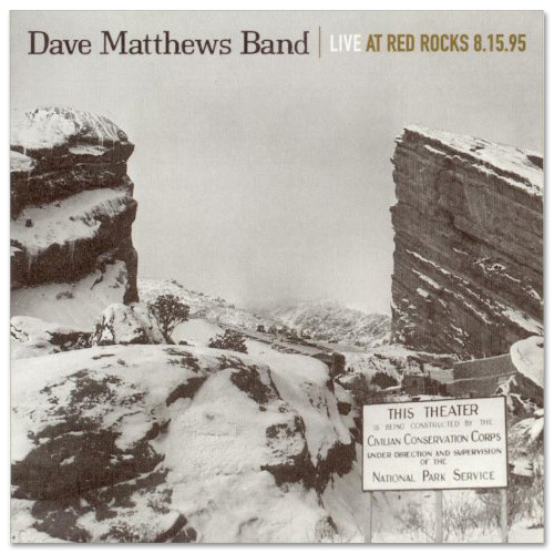 DMB Live At Red Rocks 8.15.95
