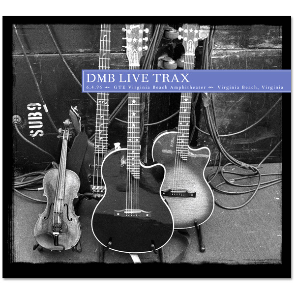 DMB Live Trax Vol. 18: GTE Virginia Beach Amphitheater